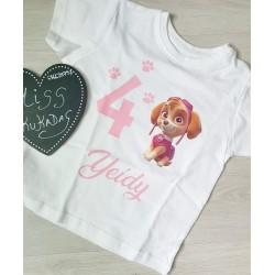 Camiseta skye